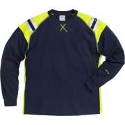 Fristads T-Shirt Långärmad Flamestat 7072 Tflh