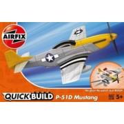 Macheta avion de construit Mustang P-51D