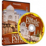 Discovery - Mari palate ale lumii-Taj Mahal/Fortul Rosu din Agra/ Palatul regal din Bangkok (DVD)