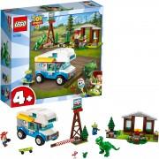 Lego Konstruktionsspielsteine »Ferien mit dem Wohnmobil (10769), Juniors«, (178 St)