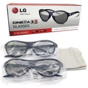 AG-F310 Gafas 3D para televiones LG. Pack de 2 unidades