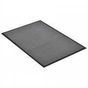 [en.casa]® Rohožka - 90 x 60 cm - tmavo sivá