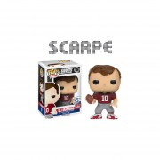 Funko Pop Eli Manning Throwback New York Giants Nfl Exclusivo