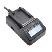 Digital Power NP FV100 incarcator rapid cu LCD pentru Sony