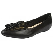 Clarks Women's Coral Creek Black Ballet Flats - 6 UK