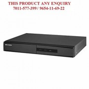 HikVision DS-7204HQHI-F1 4 Channel DVR Tribrid HDTVI with Metal Body Support AHD+IP