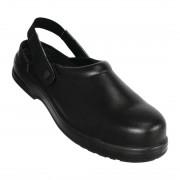 Lites Safety Footwear Lites unisex veiligheidsklompen zwart 45 - 45