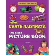 Prima carte ilustrată - The first picture book.