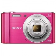 Sony CyberShot DSC-W810 Point Shoot Camera(Pink)