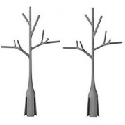 Boon Twig Grass and Lawn Drying Rack Accessory Warm Grey 2 Pack