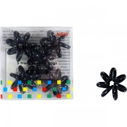 Rolling Hills Professional Hair Rings Nano Dark Gray