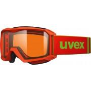 UVEX Flizz LG Gafas de esquí niños Naranja