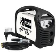 Invertor sudura Telwin Infinity 150 ACX max. 130A, accesorii incluse