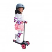 Trotineta Lean to Turn Pink Little Tikes