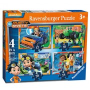 Puzzle Rusty Rivets, 12/16/20/24 piese