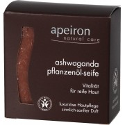 Apeiron Ashwaganda Pflanzenöl Seife - 100g