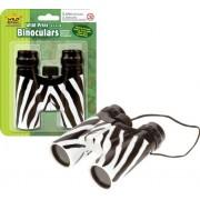 Wild Republic Blst Binoc Animal Print Zebra