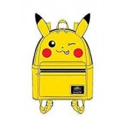 Loungefly Pikachu Faux Leather Mini Backpack Standard