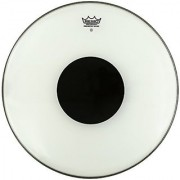 Remo Controlled Sound Clear Drum Head with Black Dot - 18 Inch