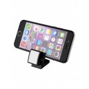Suport telefon multifunctional Everestus STT136 plastic negru laveta inclusa