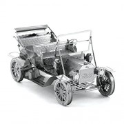 Fascinations MetalEarth 3D Laser Cut Ford Model Toy