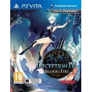 Deception 4 Blood Ties Ps Vita