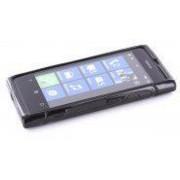 Mobiparts TPU Case Nokia Lumia 800 S-Shape Black