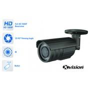 AHD kamery bezpečnostní 40m IR - WDR + 3DNR