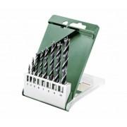Bosch - KIT PUNTE ELICOIDALI DA LEGNO 8 PEZZI 3 - 4 - 5 - 6 - 7 - 8 - 9- 10 MM.