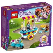 Конструктор Лего Френдс - Количка за сладолед, LEGO Friends 41389