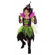 Geen Heksen carnavalskleding meisje