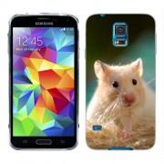 Husa Samsung Galaxy S5 Mini G800F Silicon Gel Tpu Model Hamster