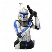 Star Wars Clone Captain REX Mini Bust Gentle Giant #671/1350
