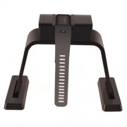 For Garmin Vivosmart HR+ CE / RoHS / FCC Certificated Charger Charging Dock Base Cradle Holder with 1.2m Charging Cable (Black)