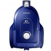 Прахосмукачка без торба Samsung VCC43Q0V3D/BOL, 700 W, Hepa Филтър, Телескопична тръба, Син