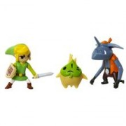 Set Jucarii Nintendo Micro Land The Legend Of Zelda Outset Link Micro Figures (2cm)