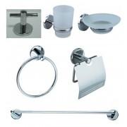 Комплект аксесоари за баня от 6 части-S1100
