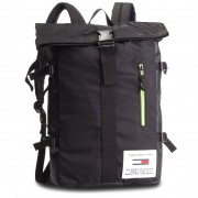 Tommy Jeans Ryggsäck TOMMY JEANS - Tjm Cool Tech Roll Backpack AM0AM04321 002