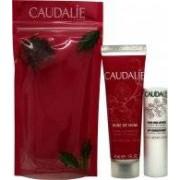 Caudalie Rose de Vigne Presentset 30ml Hand & Nail Cream + 4.5g Lip Conditioner