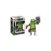 Funko Pop Animation: Rick & Morty - Pickle Rick with LASER #332