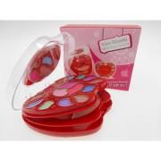 Kiss Beauty Fashion Colour Make-Up Kit Multi-Coloured 35g- 9217