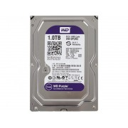 "WESTERN DIGITAL WD 1TB SATA III, 64MB, 3.5"", INTELLIPOWER, PURPLE - WD10PURZ INTERNI, 3.5"", SATA III, 1TB HDD"