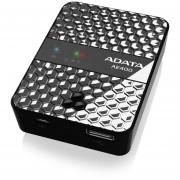 Cargador Portatil WiFi Reader Adata AAE400-CBKSV - Negro