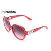 Ochelari de soare cu rama rosie Panddog