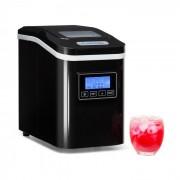 KLARSTEIN Lannister, negru, dispozitiv pentru prepararea cuburilor de gheață, 10 kg / 24 H Negru