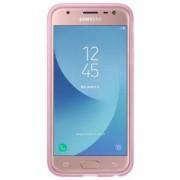 Калъф Samsung J330 Jelly Cover Pink, EF-AJ330TPEGWW
