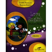 Love English. Student's Book. Grade 1