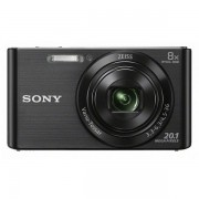 """Sony DSC-W830B 20Mp/8x/2.7""""/720p crni"""
