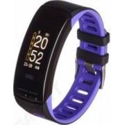 Smartband Garett Fit 23 GPS Bluetooth Monitorizare activitati Black Violet