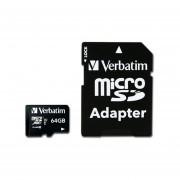 Memoria Verbatim Premium Micro SDXC UHS-I U1 de 64 GB